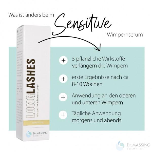 Sensitiv Long Lashes Wimpernserum