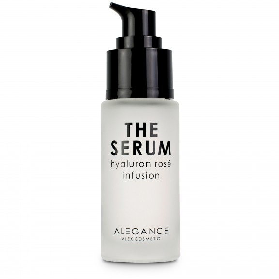 THE SERUM HYALURON ROSE INFUSION