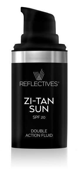 ZI-TAN SUN SPF 20 DOUBLE ACTION FLUID