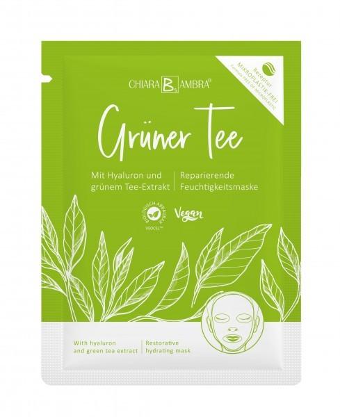 Gesichtsmaske Grüner Tee