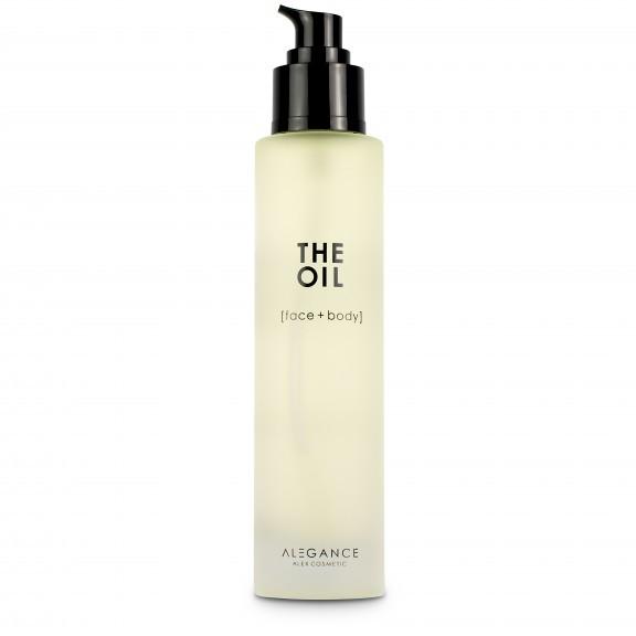 THE OIL (face + body)