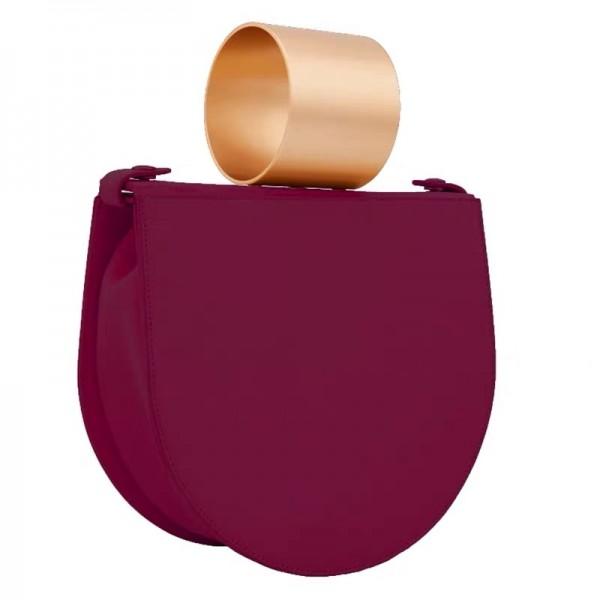 Handtasche purple
