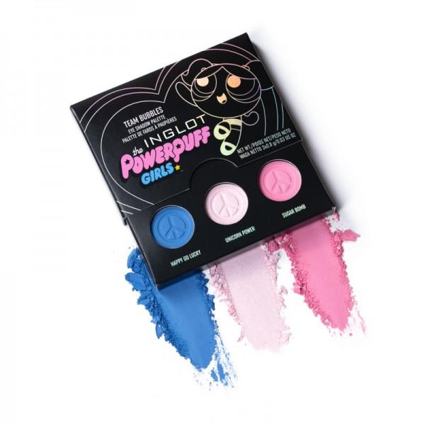 Lidschatten-Palette Team Bubbles